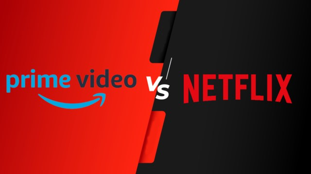 Amazon Prime yeni rekorla Netflix'i yakaladı