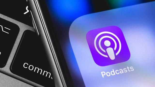 apple ücretli podcast plus