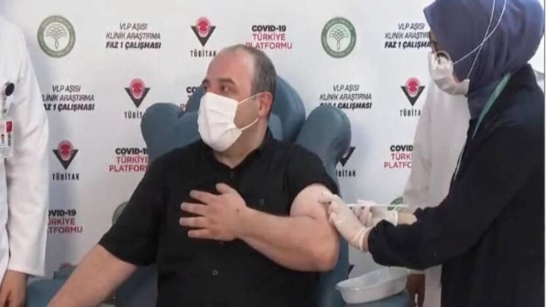 bakan varank yerli aşı