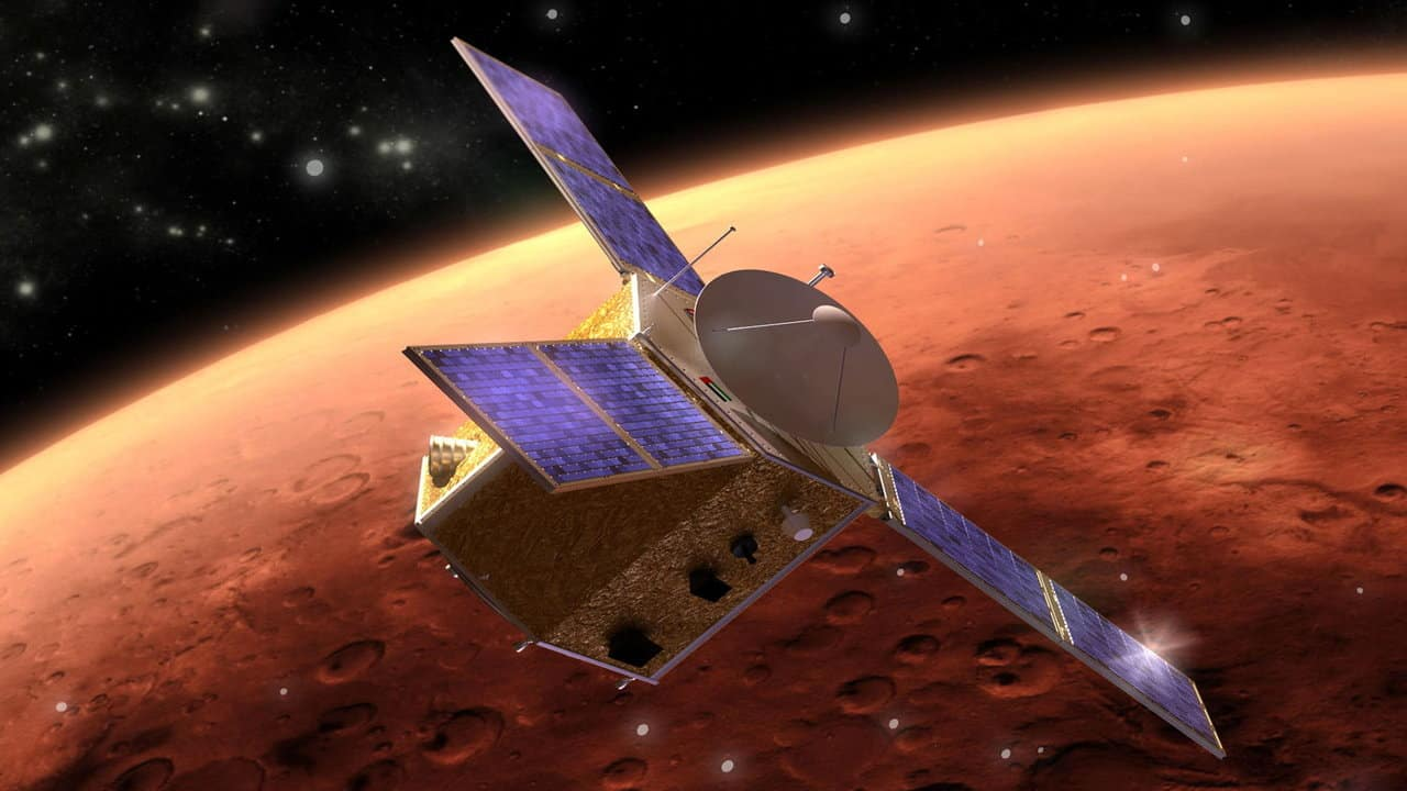 Çin Mars keşif görevi Tianwen-1