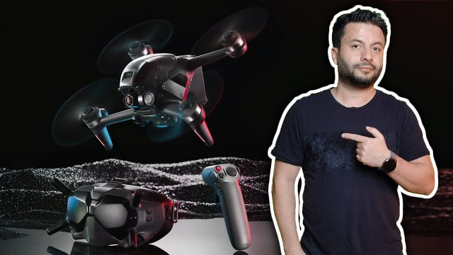 Drone'un kralı bu mu? DJI FPV inceleme!