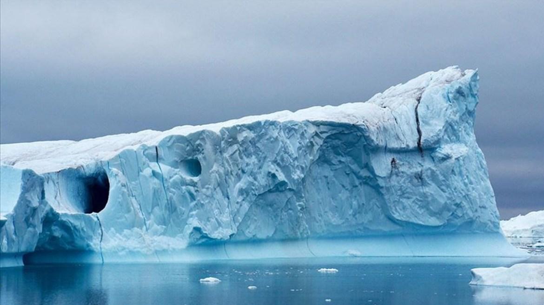Buzullar eriyor