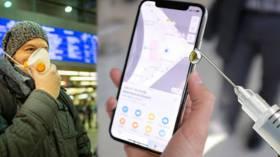 Havaalanı Covid yönergeleri artık Apple Haritalar'da