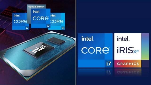 Intel Tiger Lake U ve H35 serisi işlemciler yenileniyor