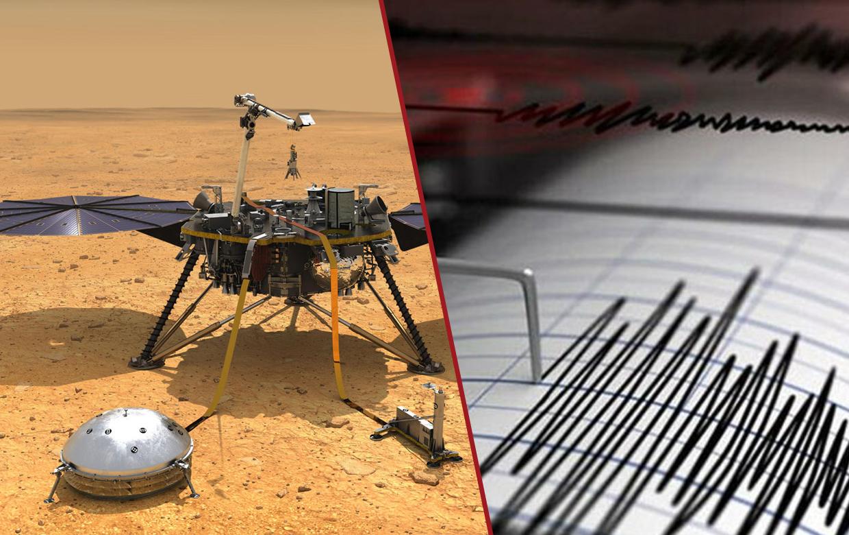 nasa, mars depremi, ınsight aracı, mars görevi