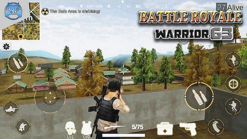 Battle Royale 3D: Warrior63