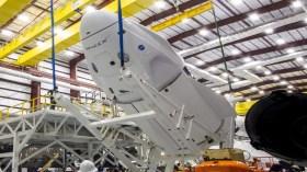 SpaceX, Crew Dragon lansmanını ISS'de gerçekleştirecek
