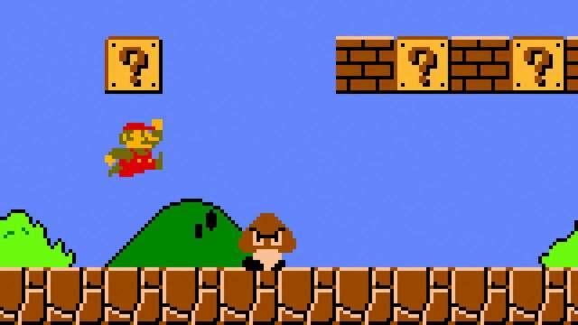 Super Mario Bros. oyunu rekor fiyata satıldı!