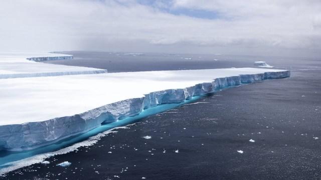Devasa Antarktika buzdağı yıllarca okyanusta sürüklenebilir