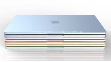 MacBook Air render