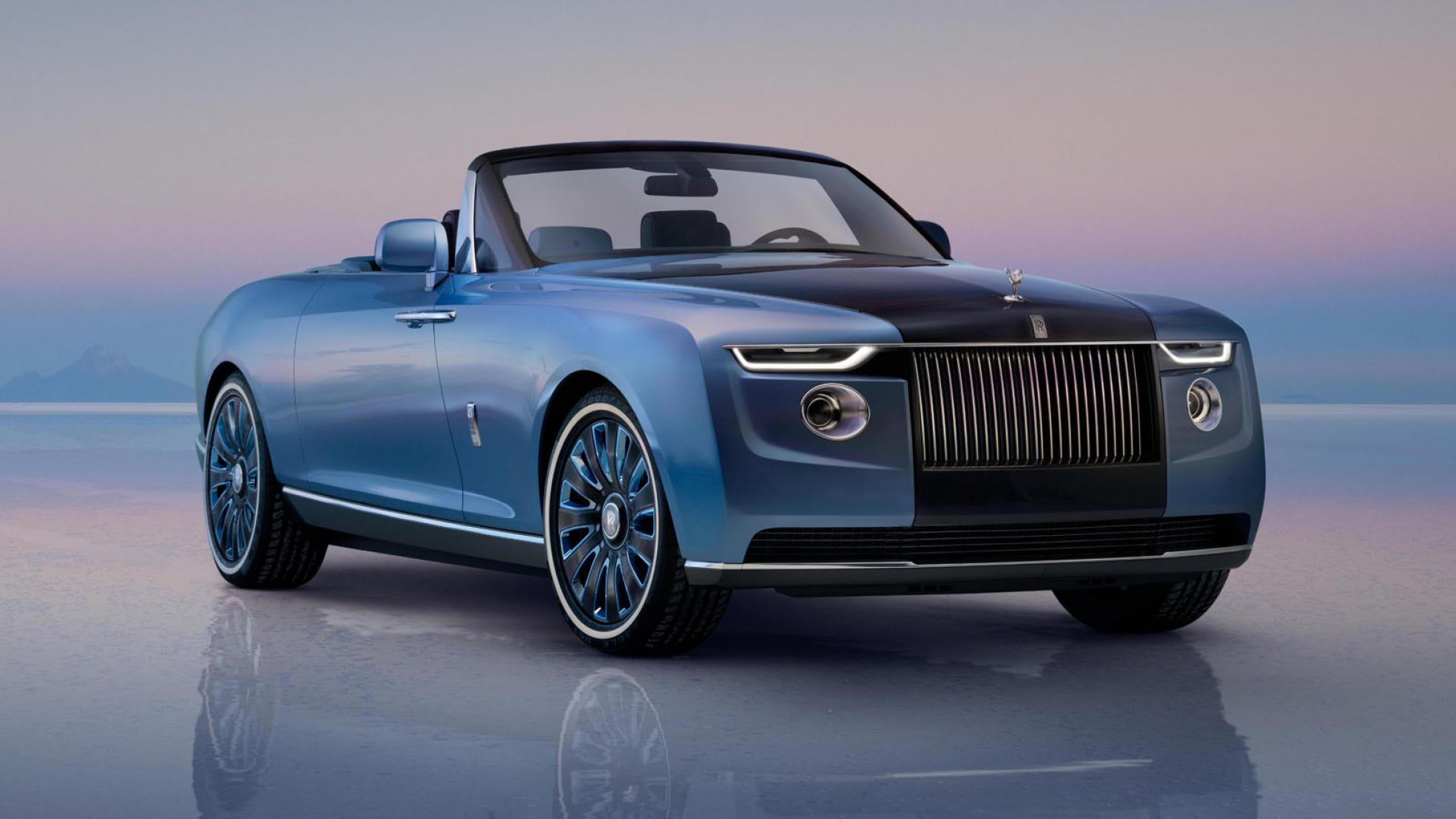 Dünyanın en pahalı otomobili