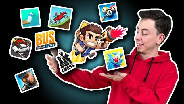 Android telefonlar için en iyi oyunlar! #1