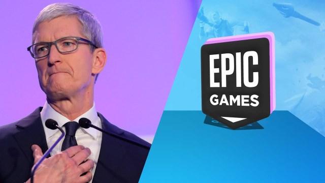 Apple CEO'su Tim Cook mahkemede ifade verdi