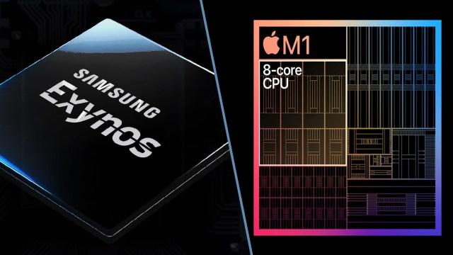 Apple M1 işlemcisine yeni rakip! Exynos 2200 geliyor