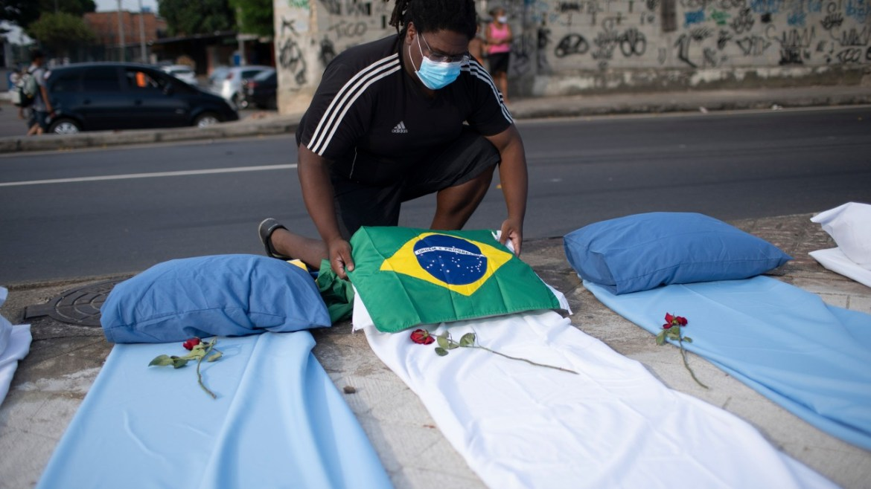 Brezilya koronavirüs tablosu