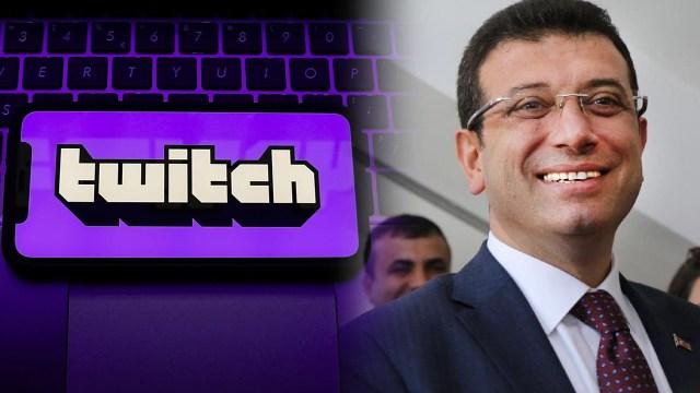 İBB Başkanı Ekrem İmamoğlu Twitch kanalı açtı