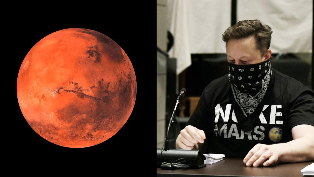 Elon Musk, Mars ve Ay görevlerini anlattı.