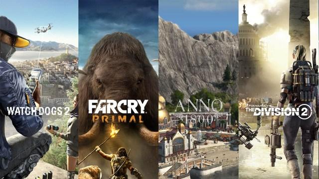 'Oynamadım' diyeni üzecek en iyi 10 Ubisoft oyunu