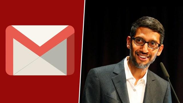 Hey Google CEO'su, Gmail şifrem neydi?