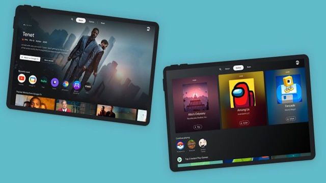 Google'dan Android tabletlere 'Eğlence Alanı' hamlesi