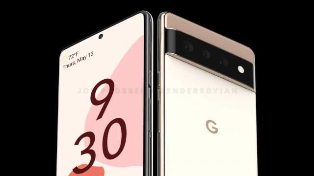 Google Pixel 6 ve Pixel 6 Pro farklı kamerasıyla sızdırıldı!