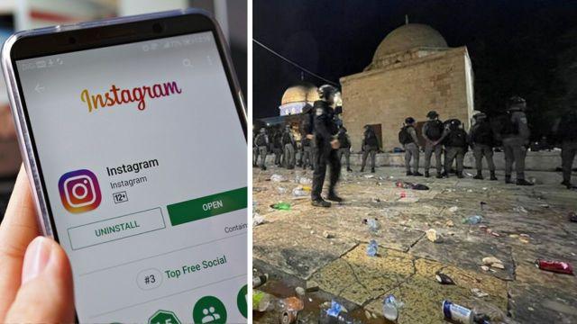 Instagram, Kudüs'ten canlı yayınları engelliyor