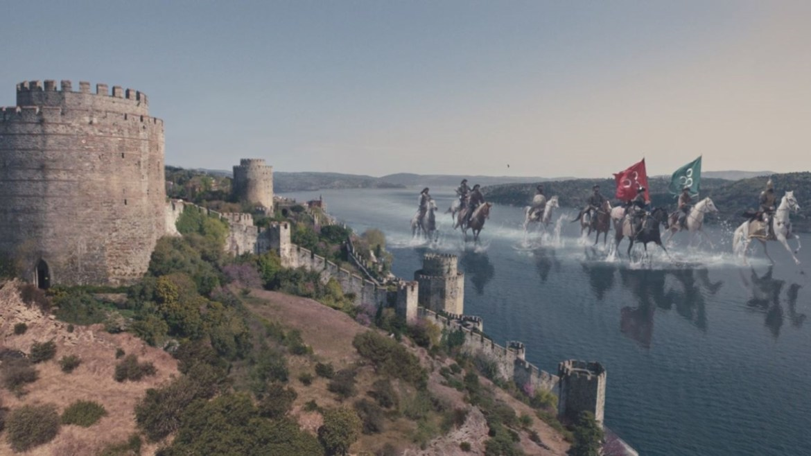 Conquest of Istanbul and technology.