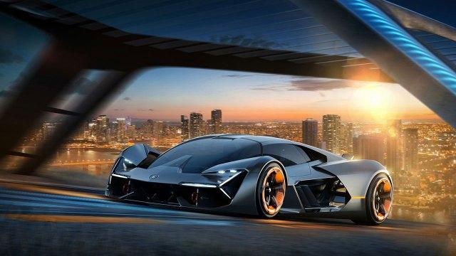 Lamborghini'den elektrikli otomobil atağı