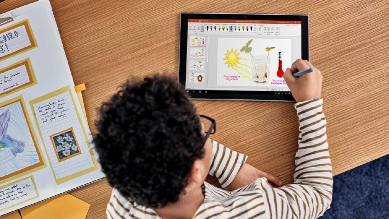 Microsoft hibrit öğrenme