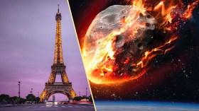 NASA'dan asteroit uyarısı: Eyfel'den büyük, mermiden hızlı