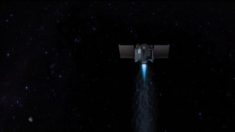 asteroit bennu orisis-rex uzay aracı