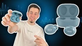 Philips TAT2205 TWS kablosuz kulaklık inceleme!