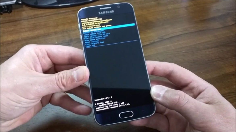 Samsung telefon sıfırlama işlemi nasıl yapılır? Samsung telefonlarda fabrika ayarlarına döndürme