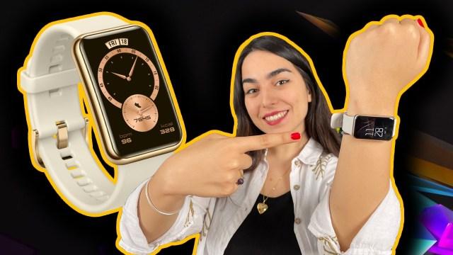 Huawei Watch Fit Elegant akıllı saat inceleme