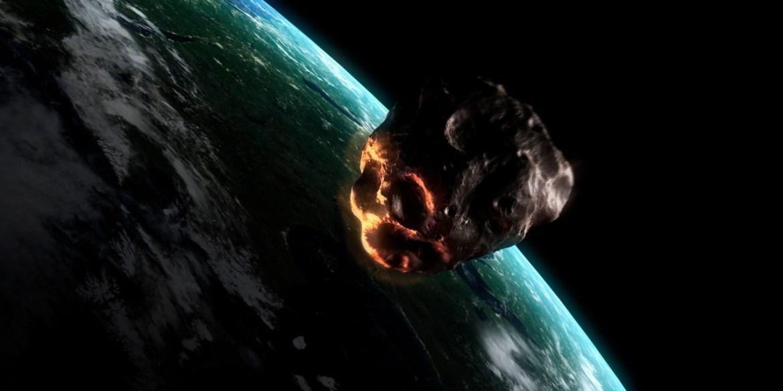 asteroit çarpması simülasyonu