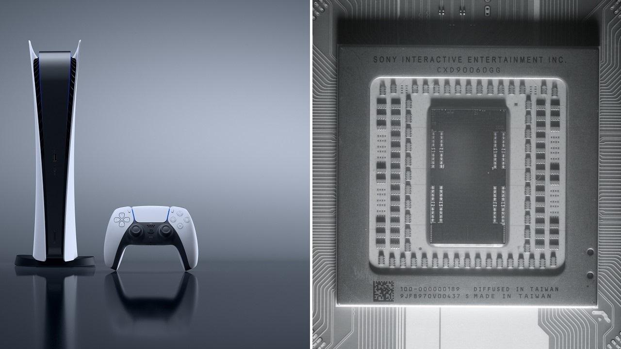 Sony yeni PS5