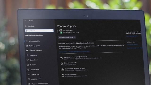 Windows 10 Mayıs 2021 güncellemesi çıktı: İşte yenilikler!