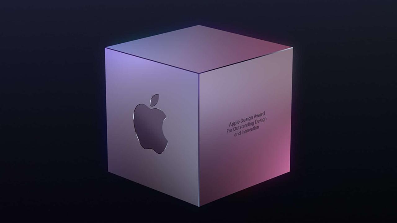 2021 Apple Tasarım Ödülleri
