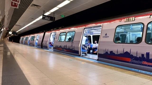 İBB sözcüsünden metroda internet müjdesi