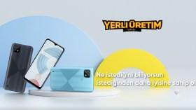 Türkiye'de üretilen realme C21 uygun fiyatıyla satışa sunuldu