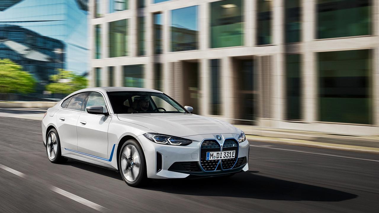 Gran Coupé BMW i4