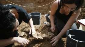 İsrail'de yeni antik insan türü keşfedildi