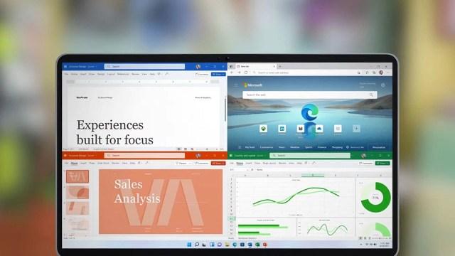 Microsoft Office, Windows 11 ile tasarım değiştiriyor