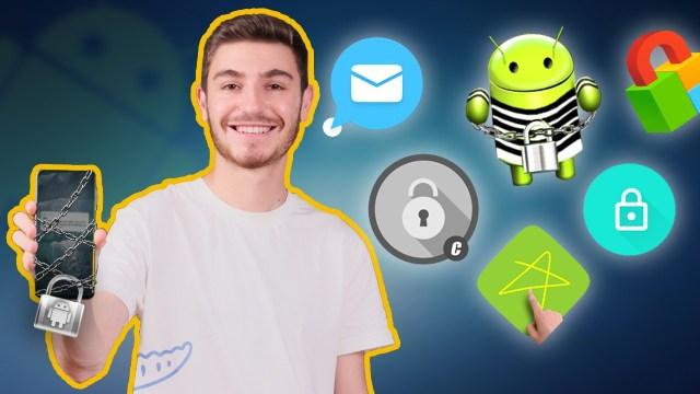 Android telefonlar için en iyi kilit uygulamaları