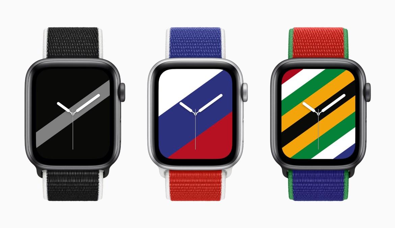 Apple Watch kordonları Yeni Zelanda, Rusya, Güney Afrika