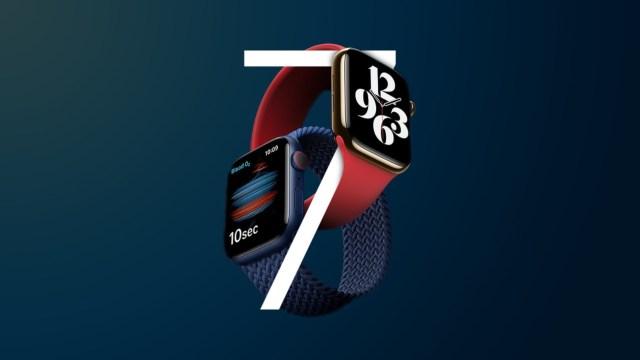 Apple Watch Series 7 yeni özellikleri