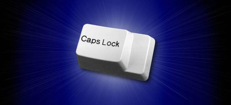 dünya caps lock günü