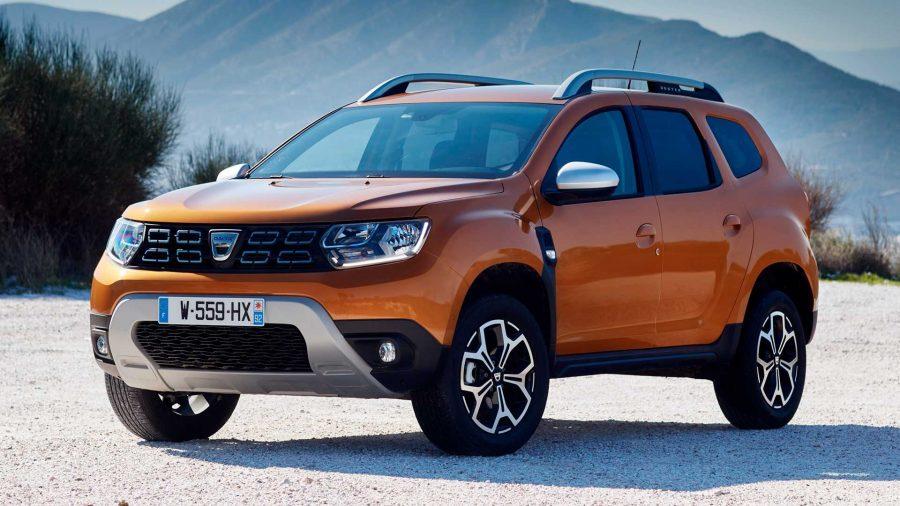 Dacia Duster 2021 fiyat listesi