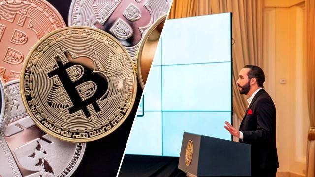 El Salvador ücretsiz Bitcoin dağıtıyor
