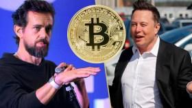 Elon Musk ve Jack Dorsey yeniden karşı karşıya: Bitcoin